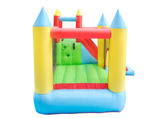 ALEKO Bounce House Castle with slide - image2