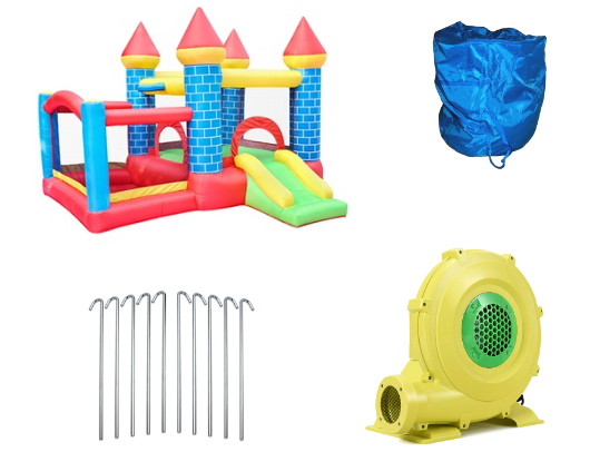 ALEKO Bounce House Mega Castle - product images