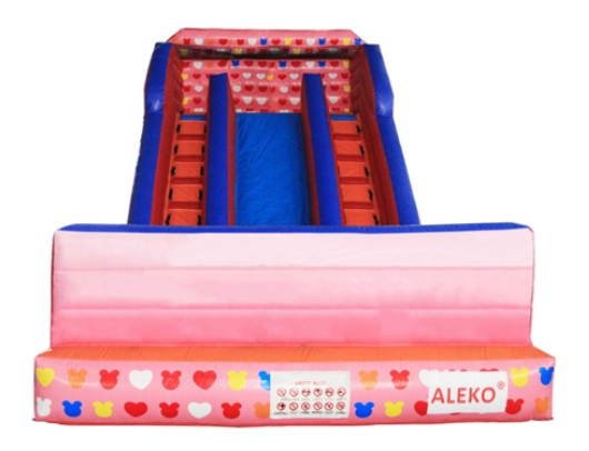 ALEKO Inflatable Slide - Wet n Dry - image 4