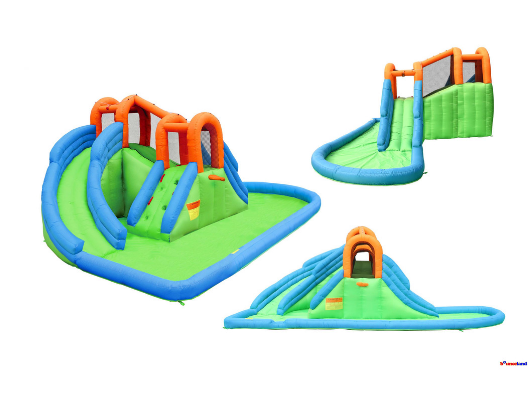 Bounceland Island Waterpark multi view