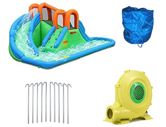 Bounceland Island Waterpark product images