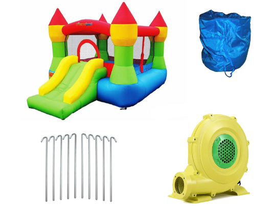 Bounceland Jump Castle House Product Images