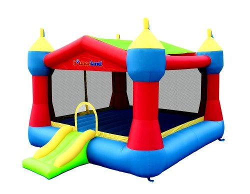 Bounceland Party Castle