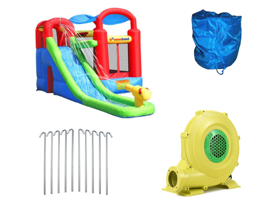 Bounceland Playstation Wet/Dry Combo Product Images