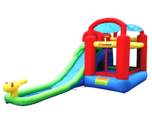 Bounceland Playstation Wet/Dry Combo no water shooting