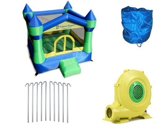 Island Hopper JUmp Party Bounce HOuse product images