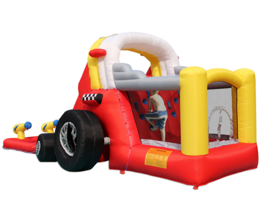 KidWise Formula One Bouncer