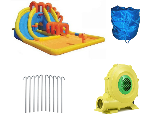 KidWise Summer Blast Water park product images