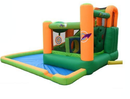 Kidwise Endless Fun 11 in 1 Bounce House and Waterslide last picture