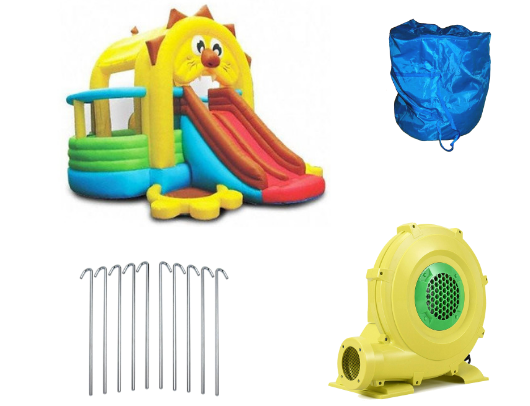 Kidwise Lions Den Jumper with Slide Product Images
