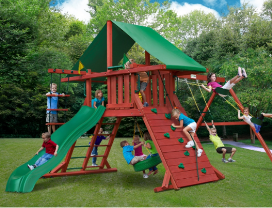 Sun Valley No Monkey Bars - Lifestyle Image