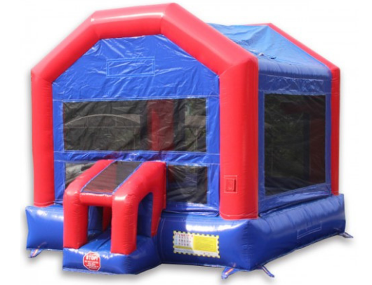 W-356 Fun House 14x14 Bounce House