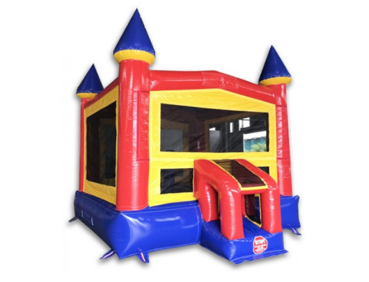 castle commercial bounce house