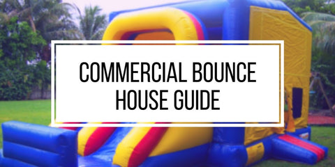 commercial bounce house guide