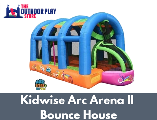 bounce house for sale - kidwise arc arena ii