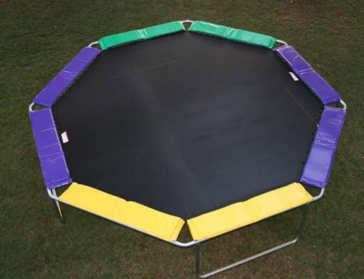magic circle 16' octagon trampoline
