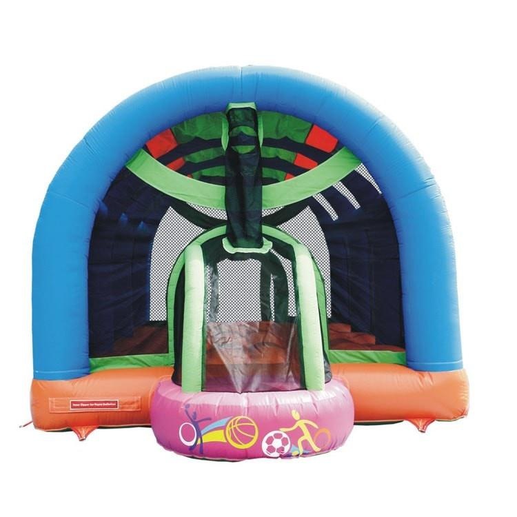 Commercial Bounce House - KidWise Arc Arena II Commercial Sport Bounce House - The Bounce House Store