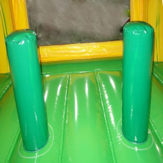 14' Rocky Castle Commercial Bounce House