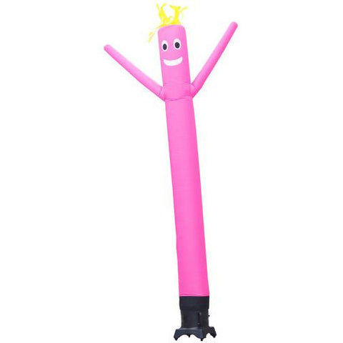 Air Dancer - LookOurWay Pink Inflatable AirDancer® 10ft - The Bounce House Store