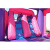 Image of 2-Lane Pink Module Combo Bouncer Wet n Dry