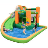 Wet And Dry Deluxe Bounce House Package Bundle