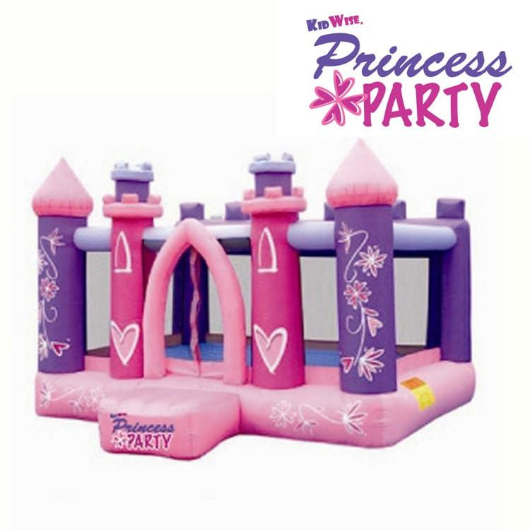 Residential Bounce House - KidWise Princess Party Bounce House - The Bounce House Store