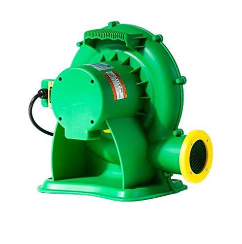Accessories - B-AIR Koala 1/4 HP Bounce House Blower, Green - The Bounce House Store