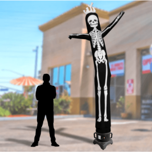 Air Dancer - LookOurWay Skeleton AirDancer® 10ft - The Outdoor Play Store