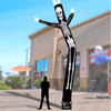 Image of Air Dancer - LookOurWay Skeleton AirDancer® 20ft - The Outdoor Play Store