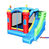 Wet And Dry Deluxe Bounce House Package deals