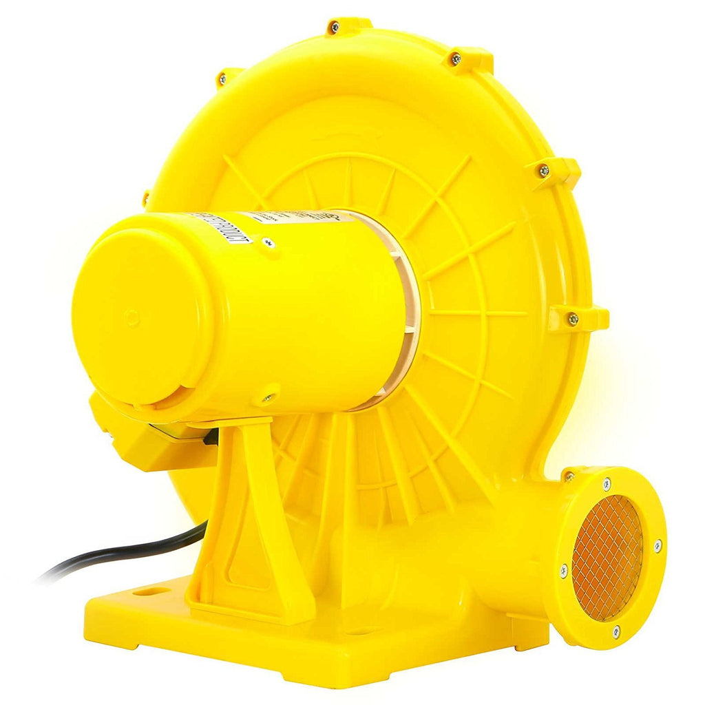 Accessories - CFM PRO Commercial Inflatable Bounce House Blower - 1,200 Watts (1.5 HP) - The Bounce House Store