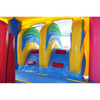 Image of Commercial 2 Lane Bounce House Combo wet n dry