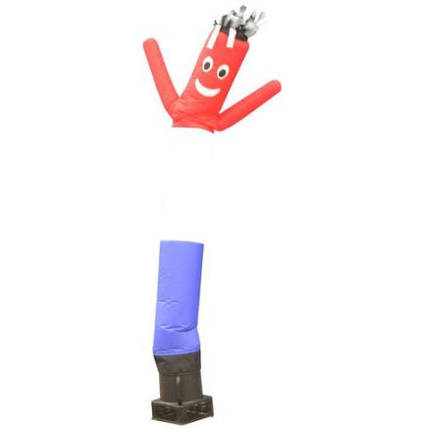 Air Dancer - LookOurWay Red/White/Blue AirDancer® 6ft - The Bounce House Store