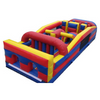 Image of 7 Element Commercial Obstacle Course by Moonwalk USA - The Outdoor Play Store