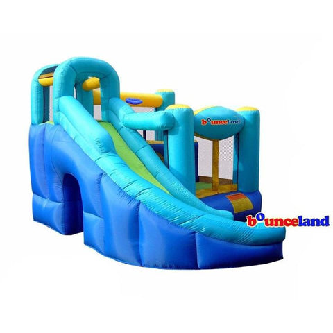 Residential Bounce House - Bounceland Ultimate Bounce House Combo - The Bounce House Store