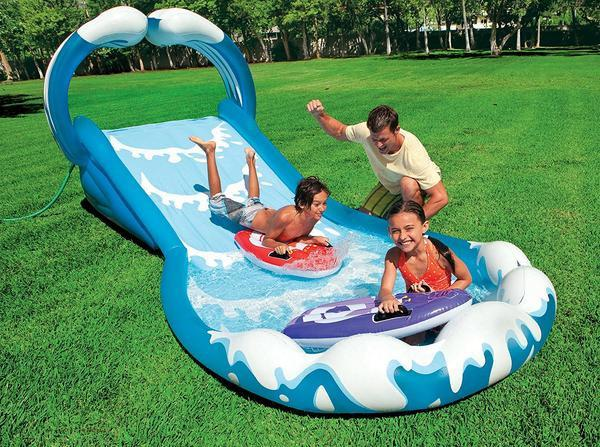 Bounceland Summer Fun Wet And Dry Bundle