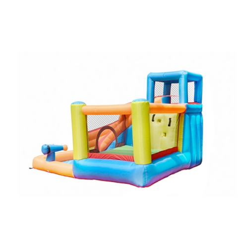 ALEKO Bounce House with Water Sprayer and Splash Pool for sale