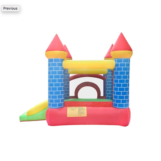 ALEKO Mega Castle Inflatable Bounce House for sale