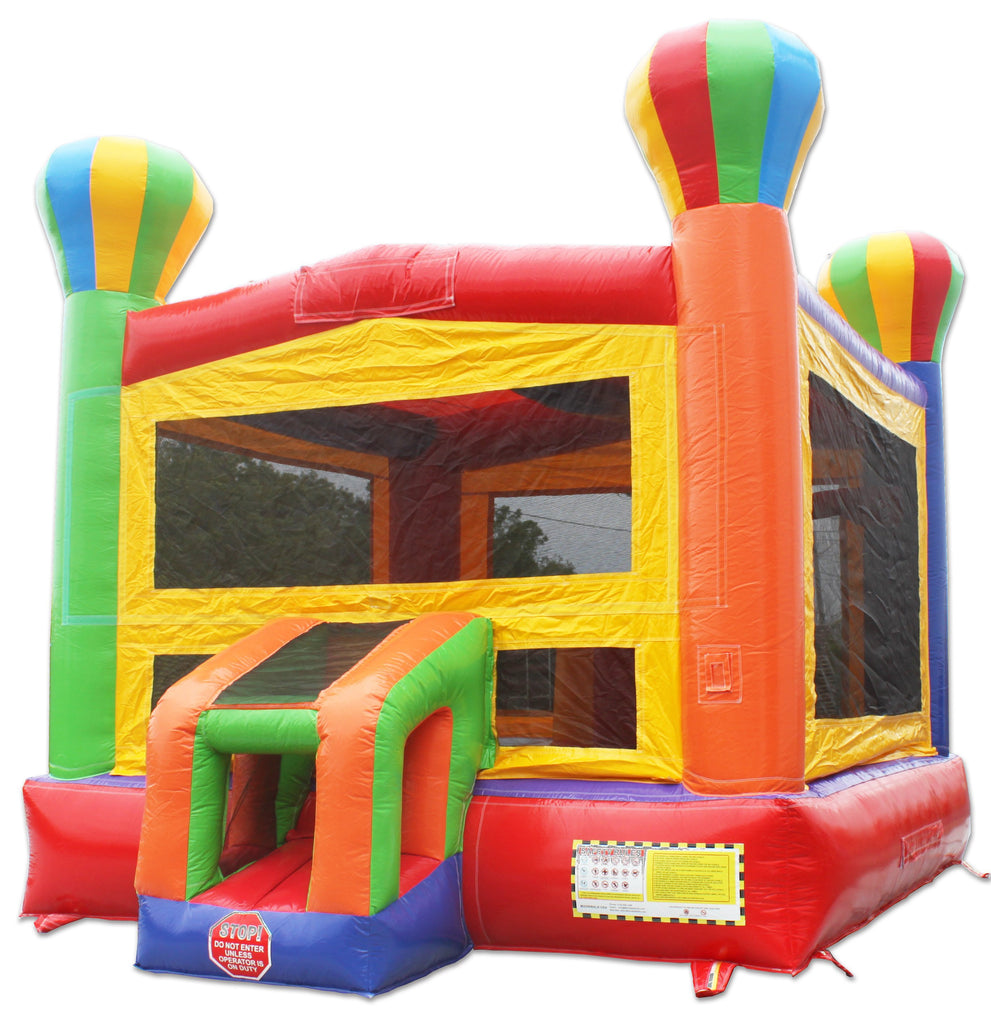 Commercial Bounce House - Balloon Module Commercial Bounce House - The Bounce House Store