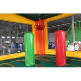 MoonWalk USA Tropical Commercial Bounce House