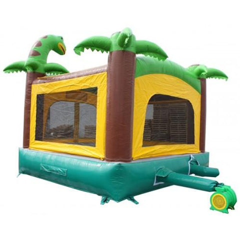 Commercial Bounce House - Dinosaur Commercial Bounce House - The Bounce House Store