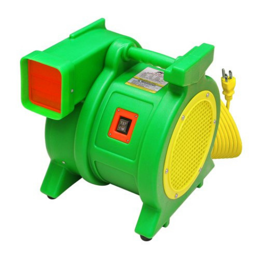 B-AIR Kodiak 1.5 HP Bounce House Blower, Green