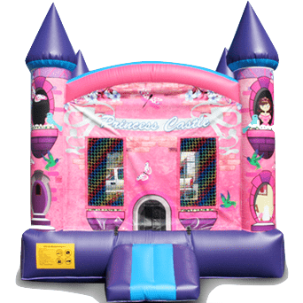 Commercial Bounce House - Digital Princess Castle - The Bounce House Store