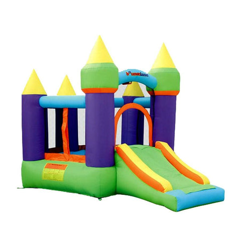 Residential Bounce House - Bounceland Magic Castle Bounce House - The Bounce House Store