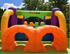 Image of Bounceland Obstacle Pro-Racer Bounce House