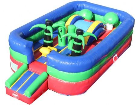 Commercial Bounce House - Indoor Inflatable Playground - The Bounce House Store