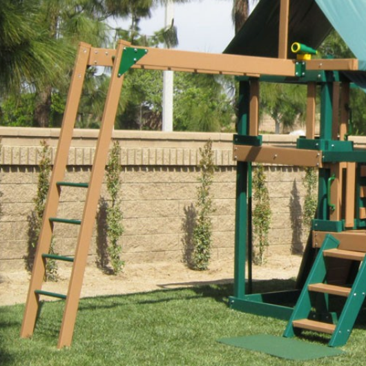 Congo Monkey Playsystem Swing Set #1