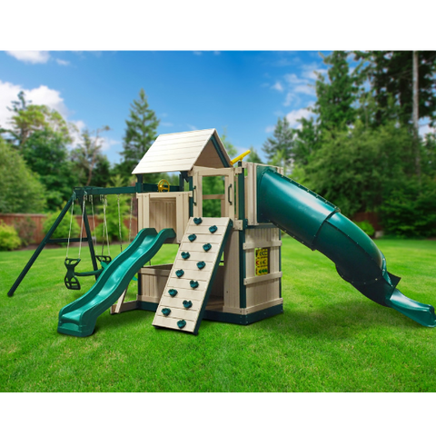 swing set congo explorer tree house climber