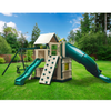 Image of swing set congo explorer tree house climber