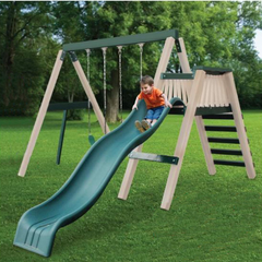 Congo Swing'N Monkey 2 Swing Set